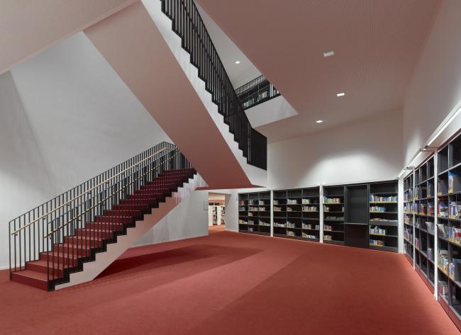 Дворец культуры в Дрездене – реконструкция. Фото © Christian Gahl /gmp Architects