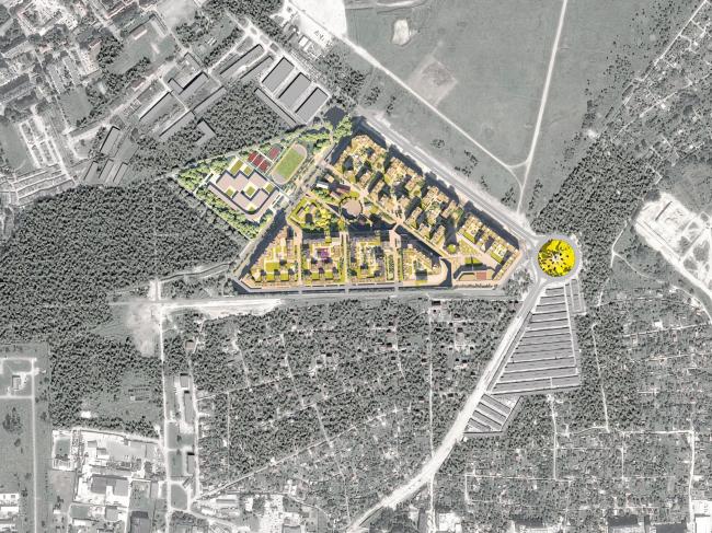 """Russian Europe"". Eco-area in Kaliningrad"