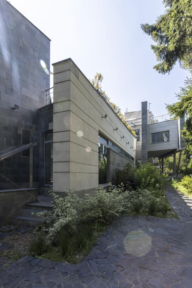 Жилой дом ZEPPELIN