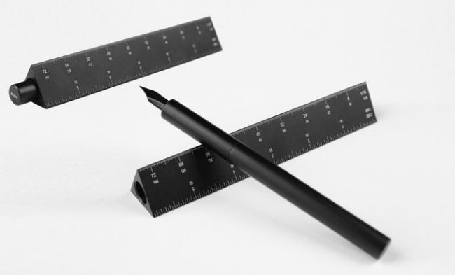 Ручка ESCALA. Изображение с сайта kickstarter.com