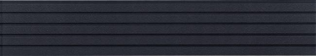 Линеарные фасадные панели KMEW HCW1567GC. Изображение предоставлено компанией «КМ-Технология»