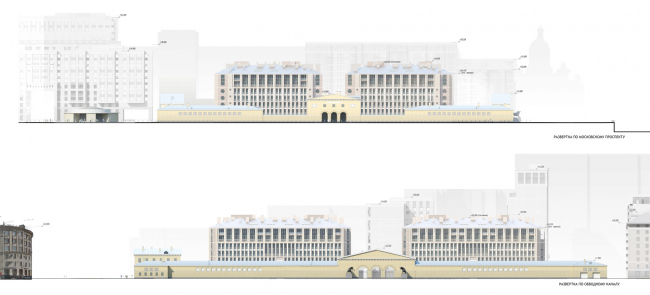 Жилой комплекс на территории комбината «Петмол»