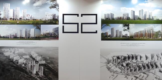 Архитектурная мастерская «Б-2». Переснято со стенда, 2019