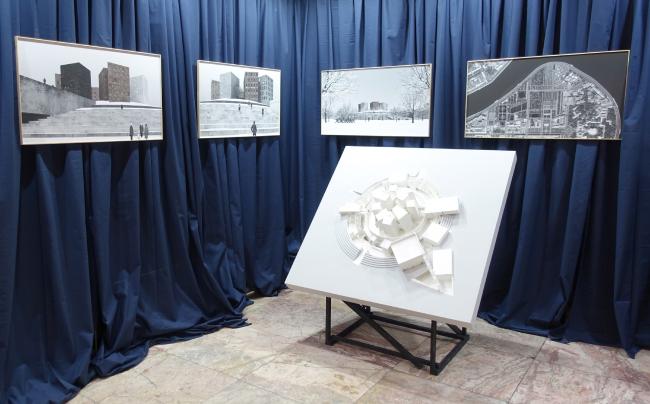 VII Петербургская архитектурная биеннале 2019. Фотография © Алена Кузнецова, Архи.ру