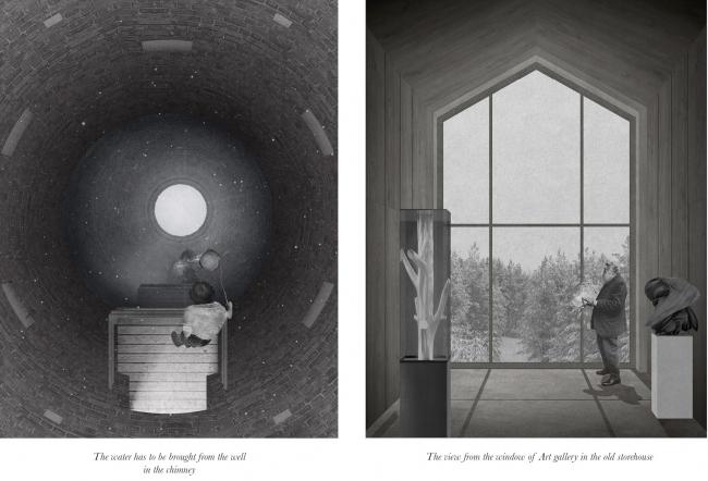Karelia Inspiration Hostel