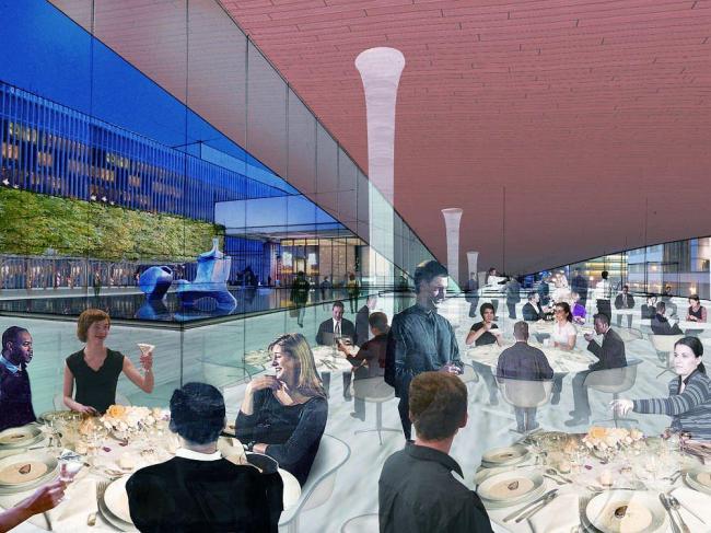 Центр Линкольна – реконструкция FXFOWLE Architects/Diller Scofidio + Renfro
