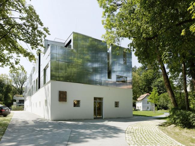 Дом «Гештютхалле – Тайное сокровище». Фото © Paul Ott
