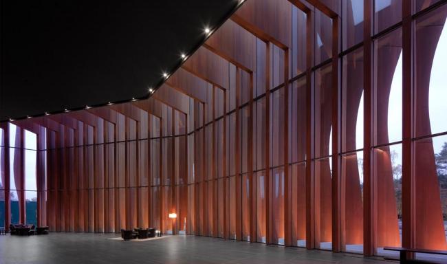 Театр Mercury в Барвиха Luxury Village. Фотография © Ю. Пальмин, М. Занта