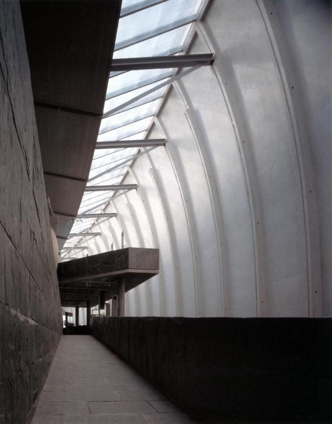 Музей «Домус – Дом человека» в Ла-Корунье. 1993-1995