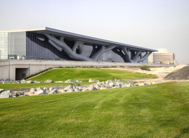 Катарский национальный конгресс-центр. 2011