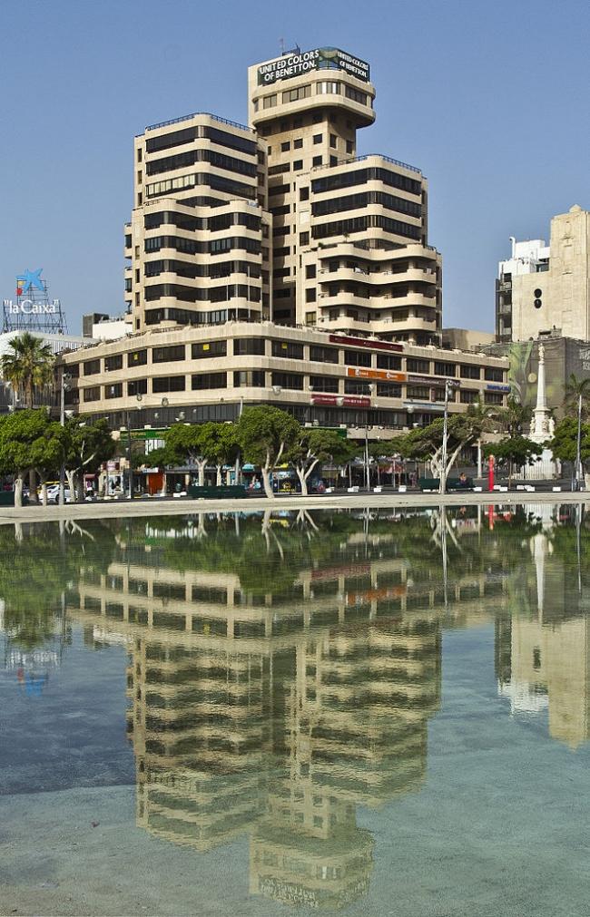 Площадь Испании - реконструкция. Фото: Koppchen via Wikimedia Commons. Лицензия CC-BY-3.0