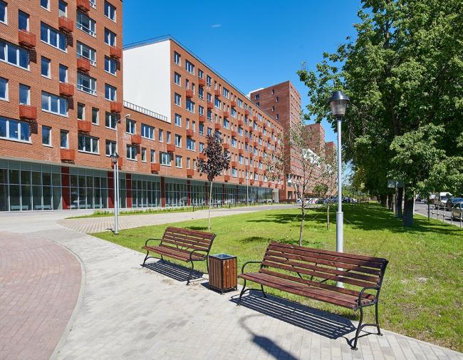 Novokraskovo housing complex