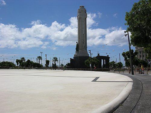 Площадь Испании - реконструкция
