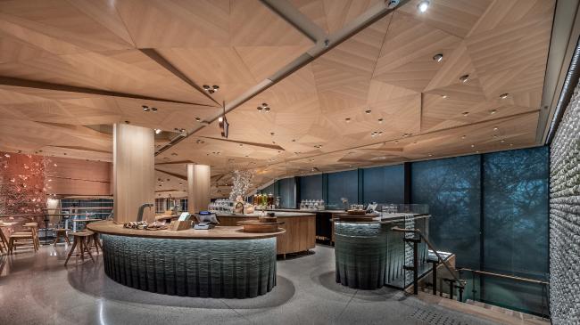 Кофейня Starbucks Reserve Roastery