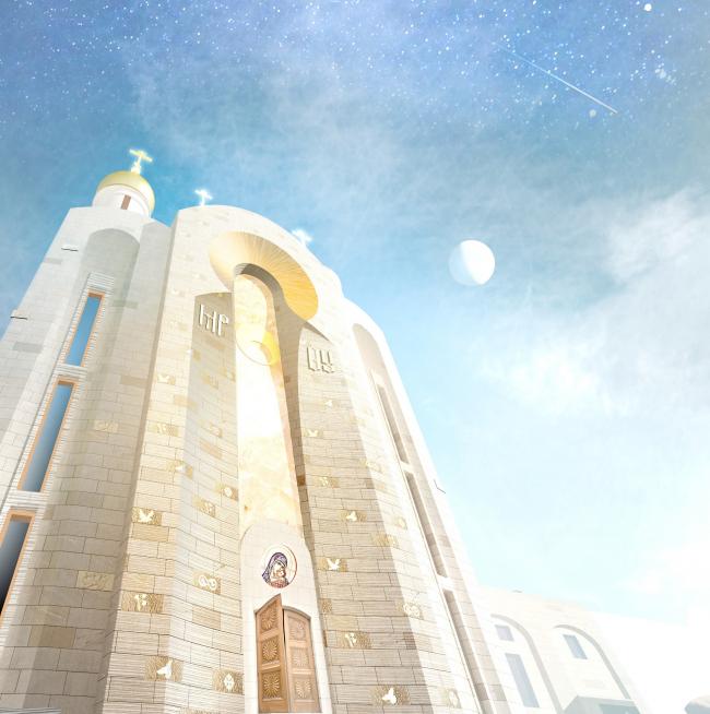 Храм в честь иконы Божией Матери «Умиление»