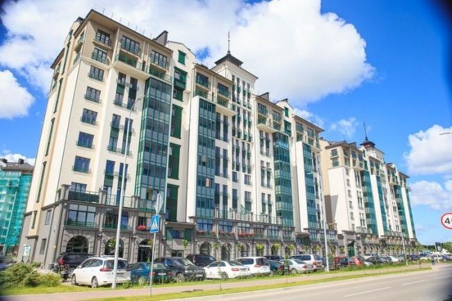 Tsvetnoi Bulvar Housing Complex