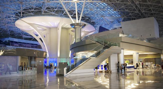 Терминал «А» аэропорта «Внуково»