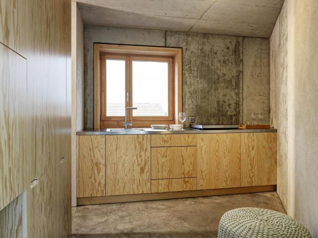 Комплекс доступного жилья для фонда Baechi