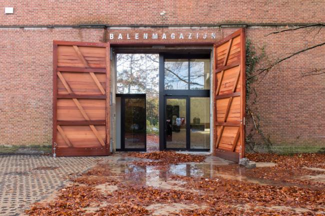 Реконструкция бывшего склада Balenmagazijn в Генте