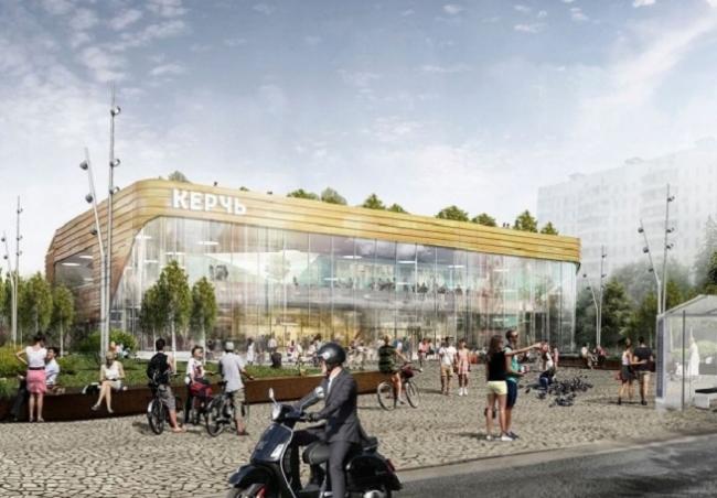 Реконструкция кинотеатра «Керчь»