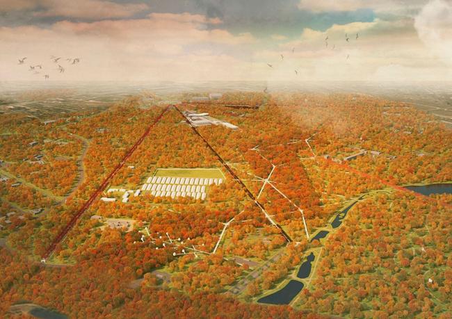 Концепция развития парка Сокольники