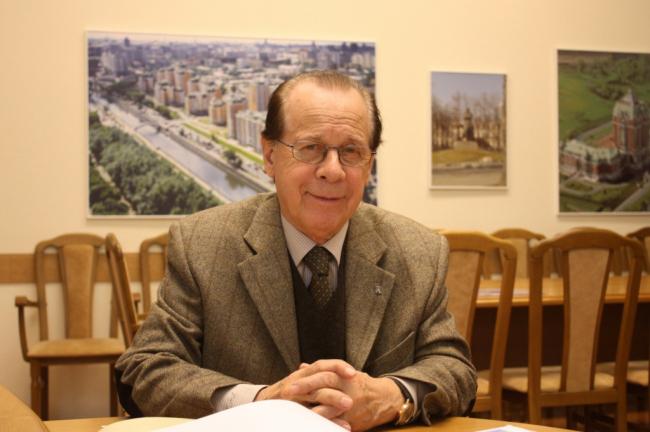 Юрий Пантелеймонович Григорьев, Народный архитектор РФ