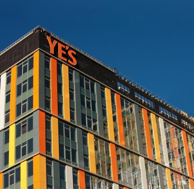 Отель YES в Москве. Система ALT W72