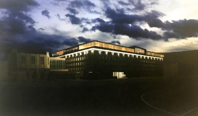 Реконструкция БЦ «Оптима» на Торжковской улице, ООО «БЮРО ВИЖЕН»