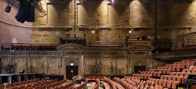 Театр во дворце Александра-палас