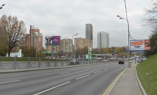 МФК с жилыми помещениями для временного проживания на ул. Ивана Франко. Фотомонтаж