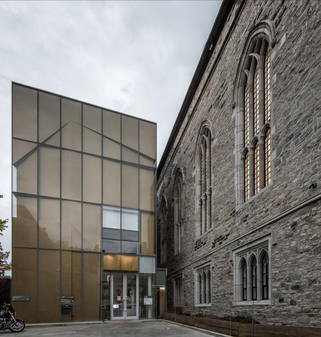 Дом литературы в Квебеке