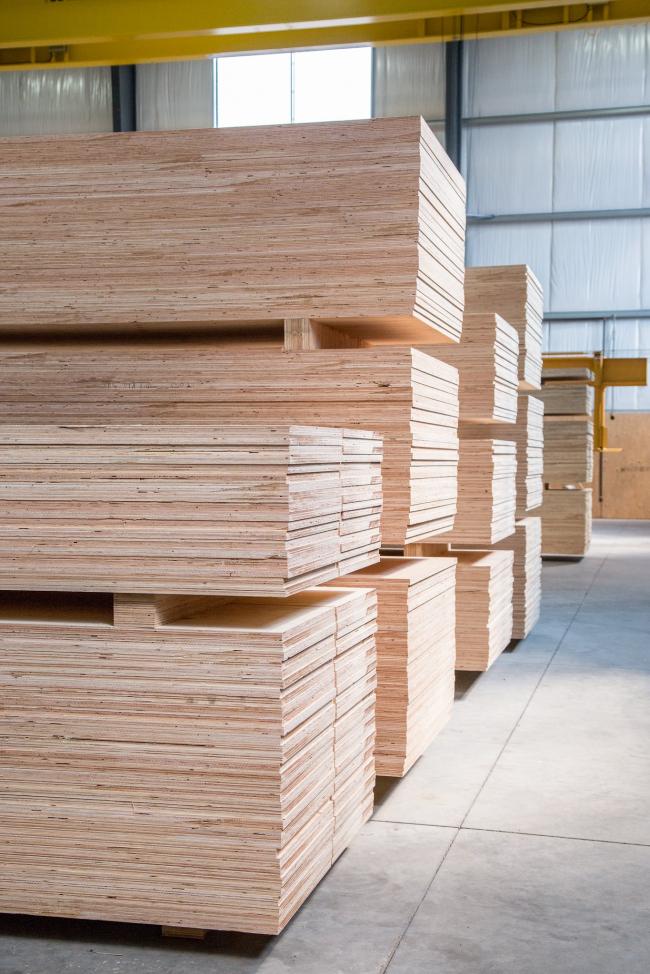 Mass plywood panel (MPP)