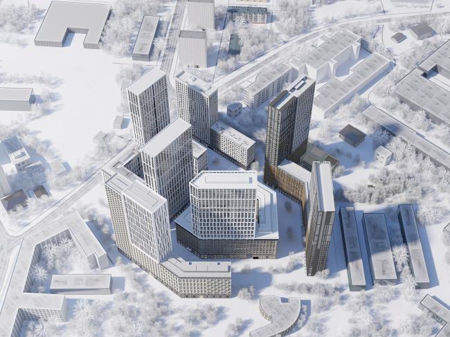 ILOVE housing complex