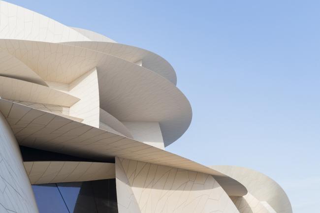 Арх. Жан Нувель. Национальный музей Катара