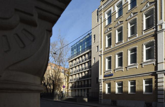 Edison House. Photograph