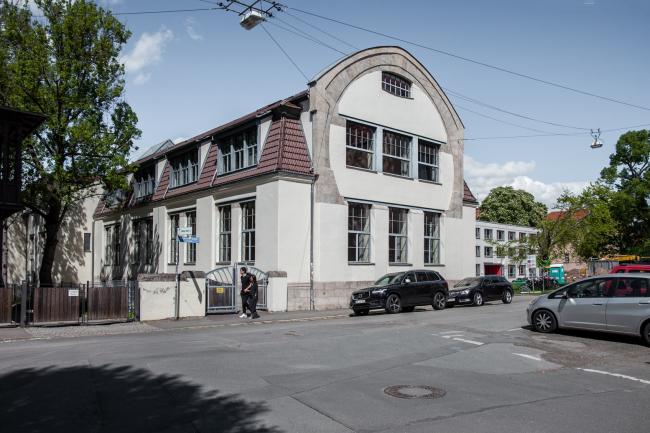Школа прикладного искусства в Веймаре