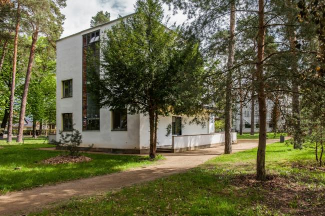 Дом Георга Мухе и Оскара Шлеммера