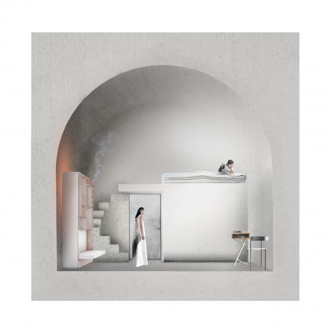 Коливинг Dream Apartment. Квартира