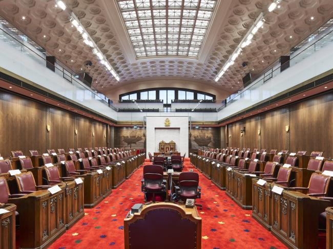Здание Сената Канады