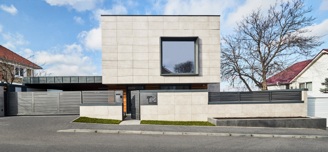 Частный жилой дом «Stone House»