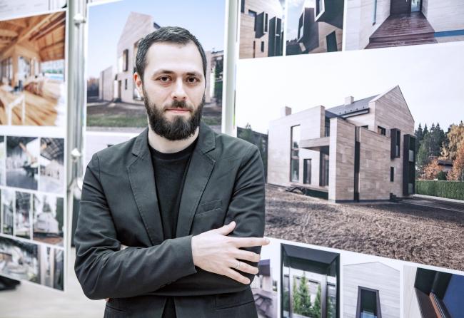 Никита Асадов, куратор фестиваля «Золотое сечение» 2019