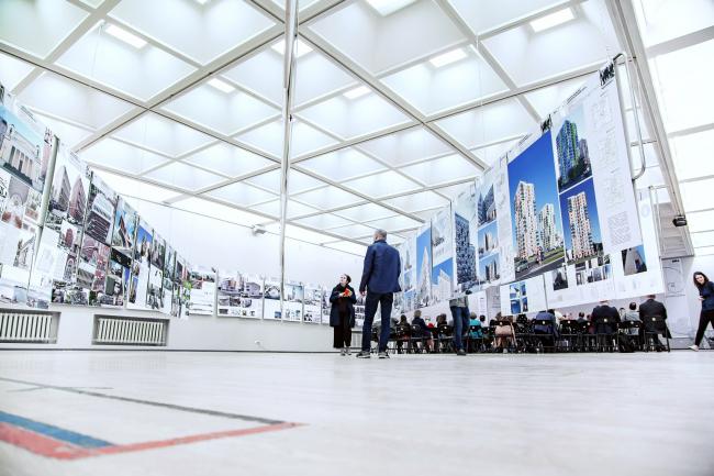 «Золотое сечение» 2019, выставочный зал союза архитекторов, Гранатный, 9, 3 этаж