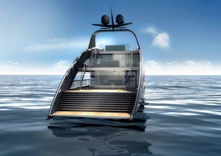 Норман Фостер. Яхта 40 «особой серии» YachtPlus