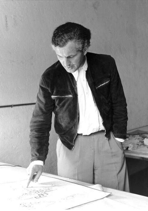Зеп Руф. 1950-е годы