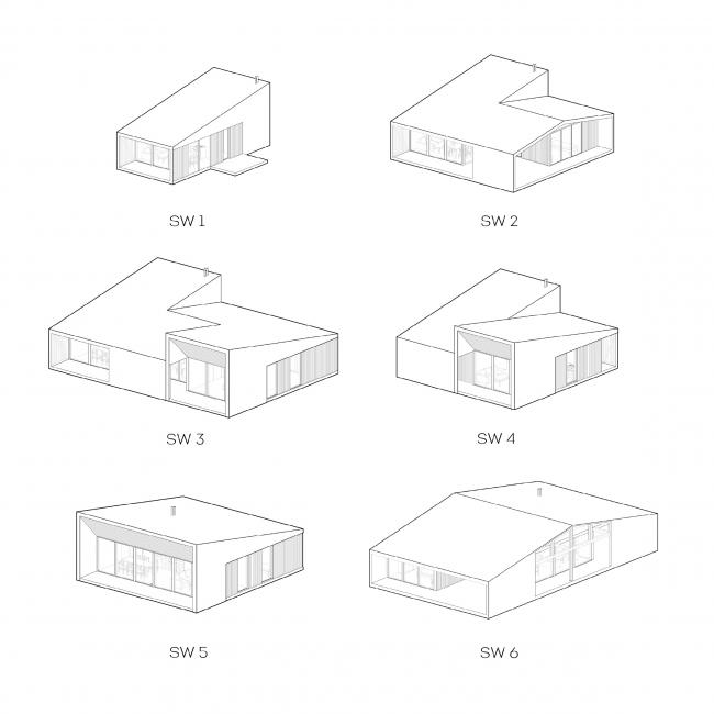 Концепция быстровозводимых домов для загородной жизни – SWIDOM