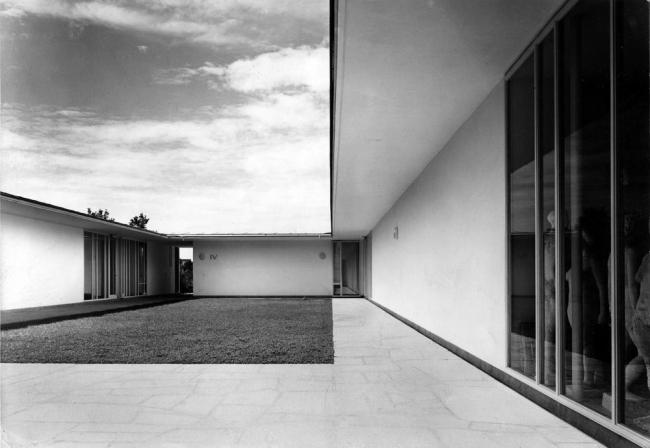 Академия художеств (1950-1954) в Нюрнберге
