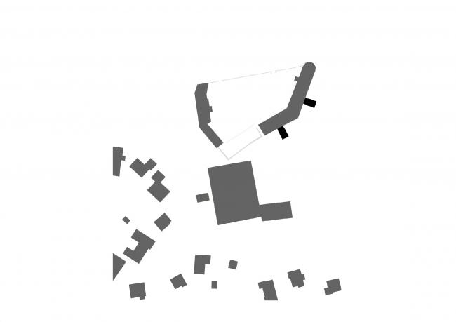 Замок Хофен – реконструкция
