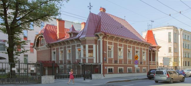 Реставрация и приспособление особняка Ю.К. Добберт под нужды Академии танца Б.Эйфмана