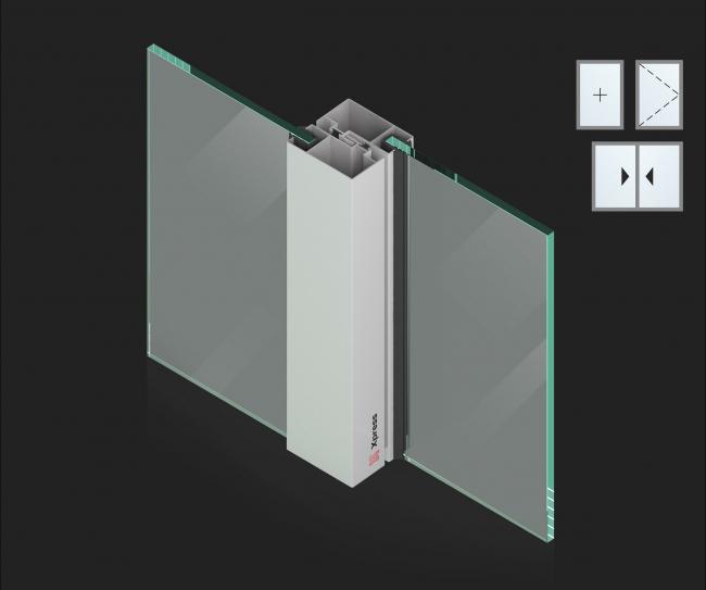 Балконные системы Xpress