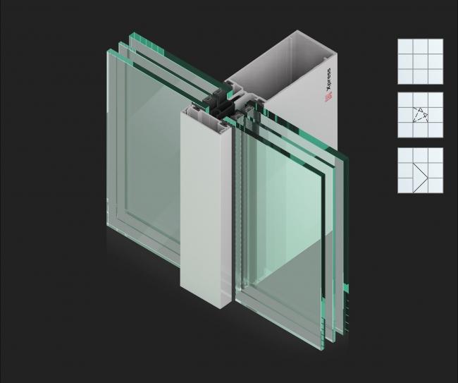 Фасадные системы Хpress